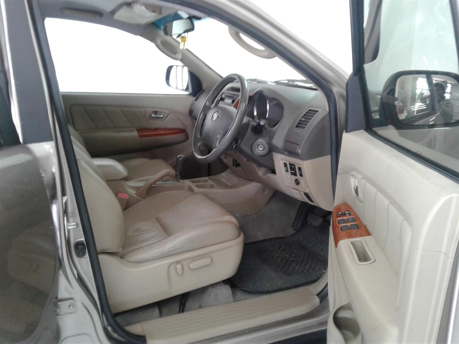 2009 Toyota Fortuner 3.0D 4D