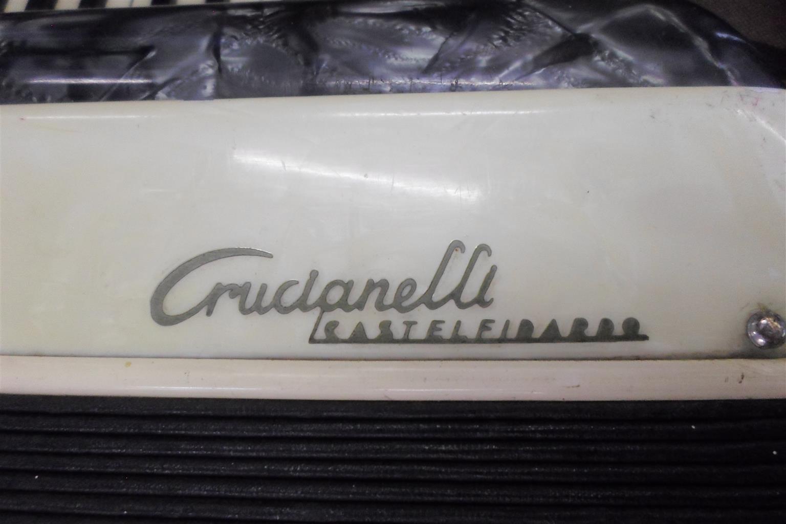 Crucianelli Castelfidardo Accordion