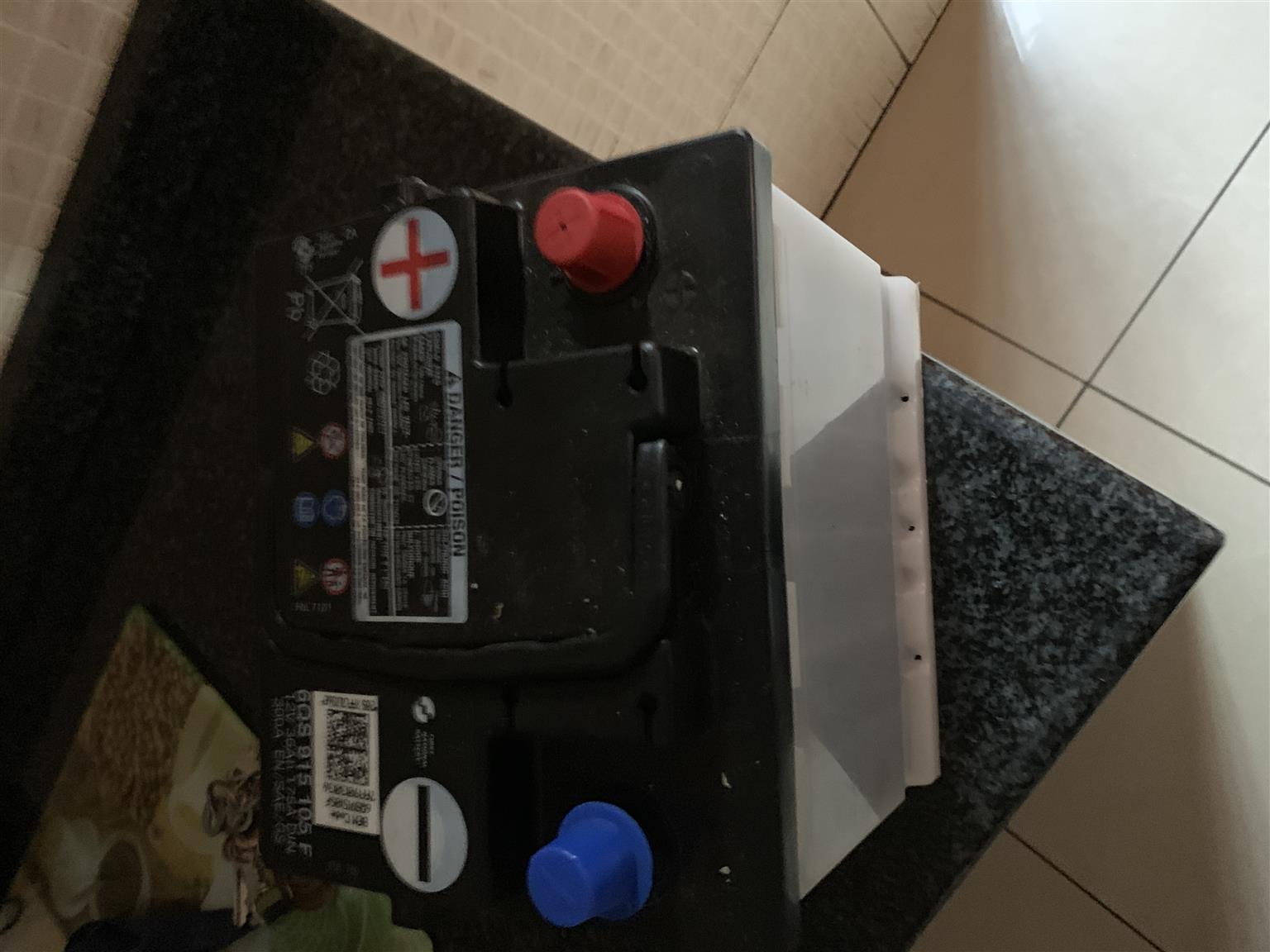 Polo battery