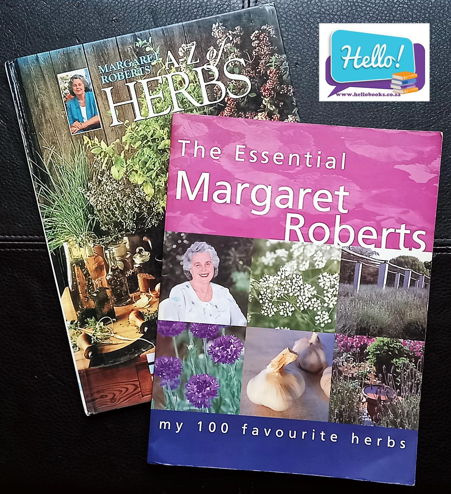 Books by Margaret Roberts