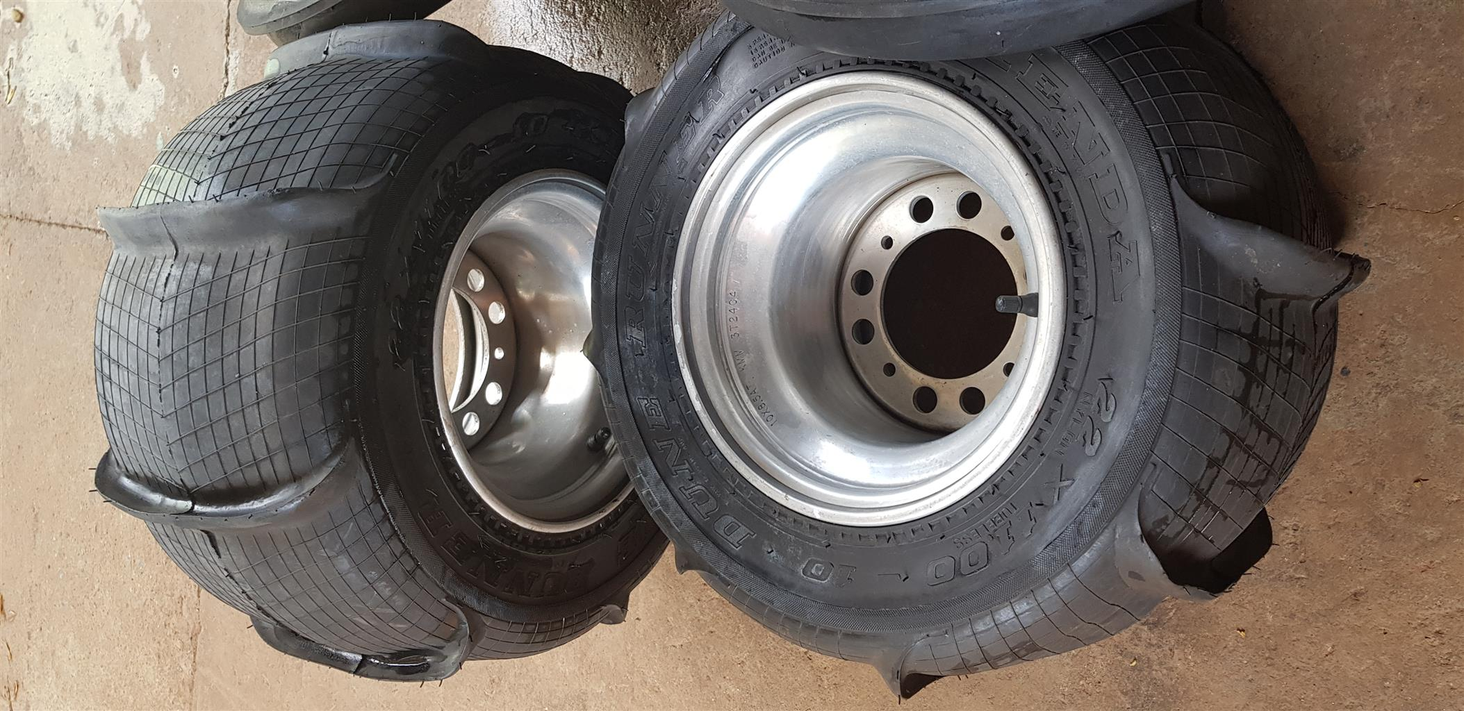 Wheels, Rims and Tyres Tyres