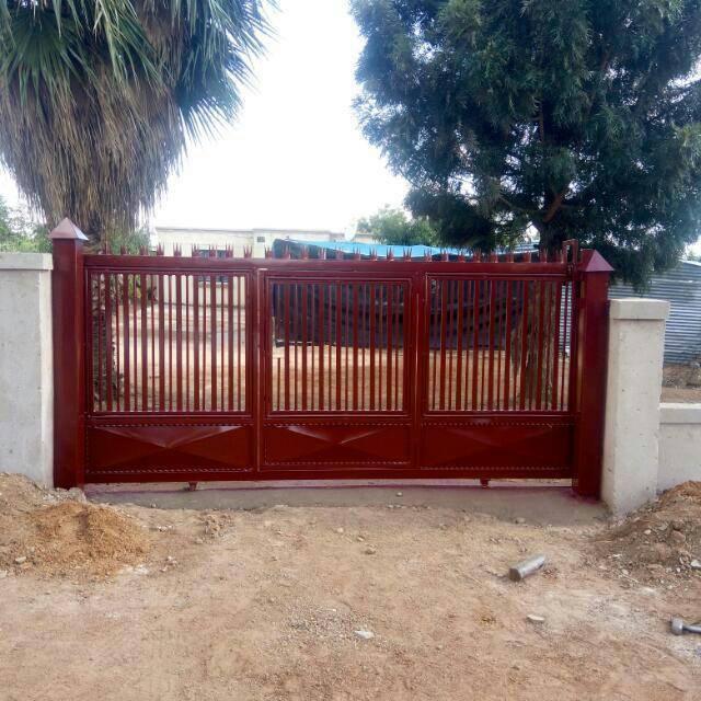Pretoria Steel Gates Sales