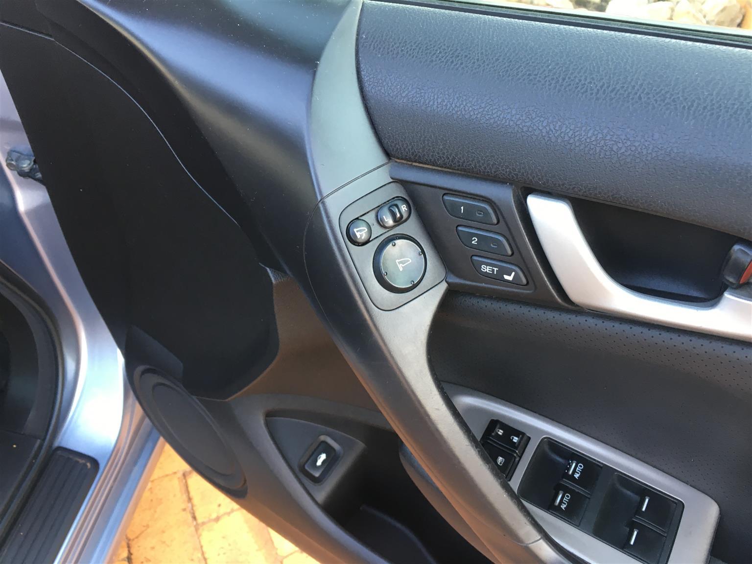 2008 Honda Accord 2.0 Executive automatic