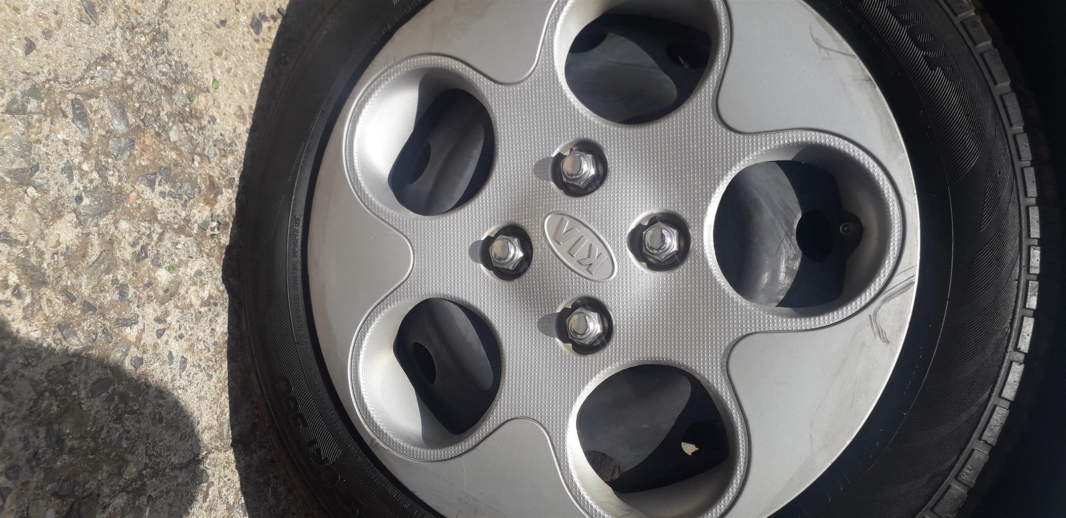 2015 Kia Picanto 1.0