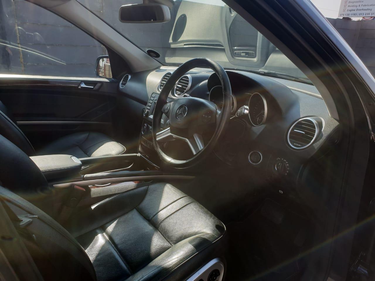 2009 Mercedes Benz ML 350CDI