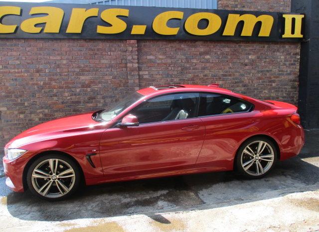 2015 BMW 4 Series 420i Gran Coupe M Sport auto