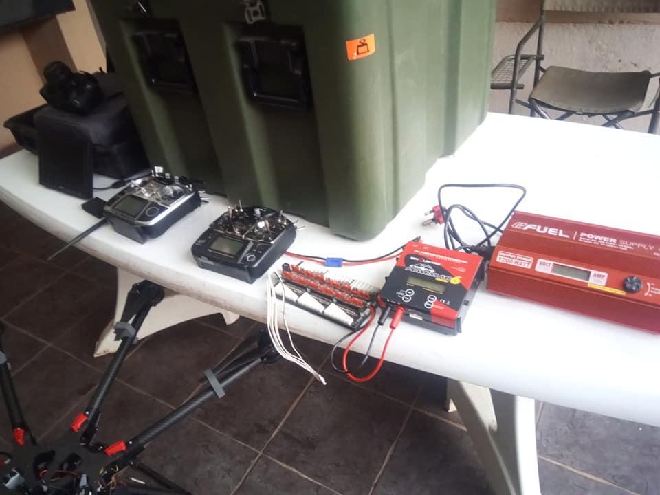 DJI S1000 Drone