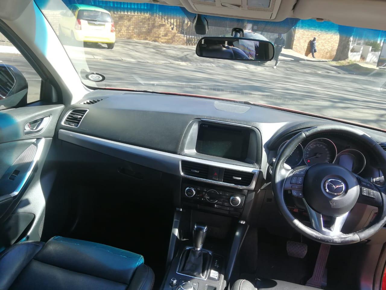 2015 Mazda CX-5 2.0 Active auto