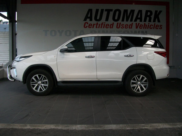 2020 Toyota Fortuner 2.8GD 6 auto