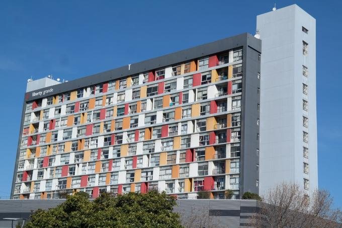One Bedroom in a Flat for RENT at Liberty Grande, Goodwood.