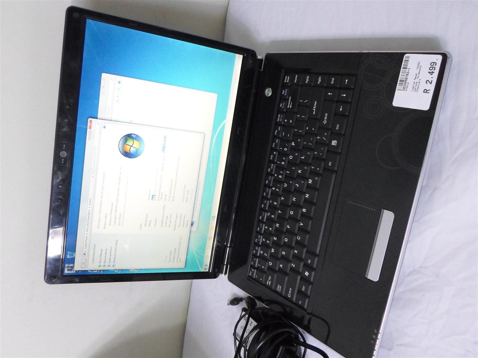 Laptop Mecer