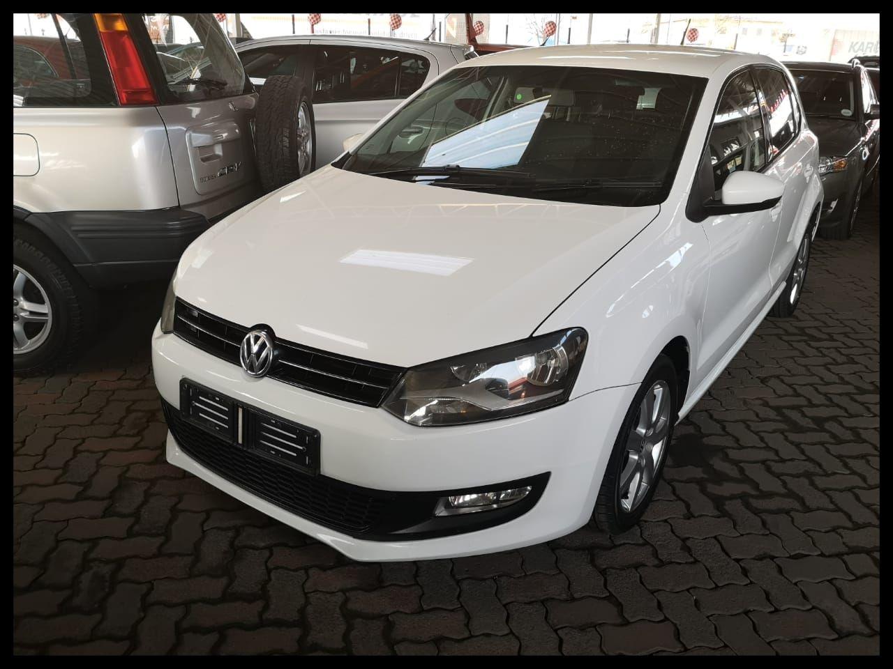 2015 VW Polo 1.4 Trendline