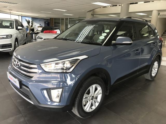 2017 Hyundai Creta 1.6 Executive auto