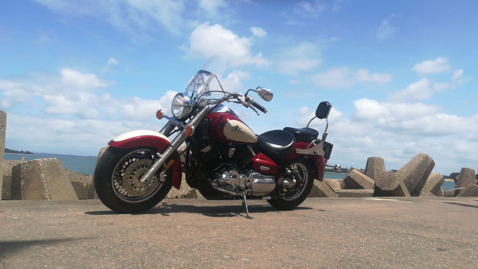 2007 Yamaha Dragstar