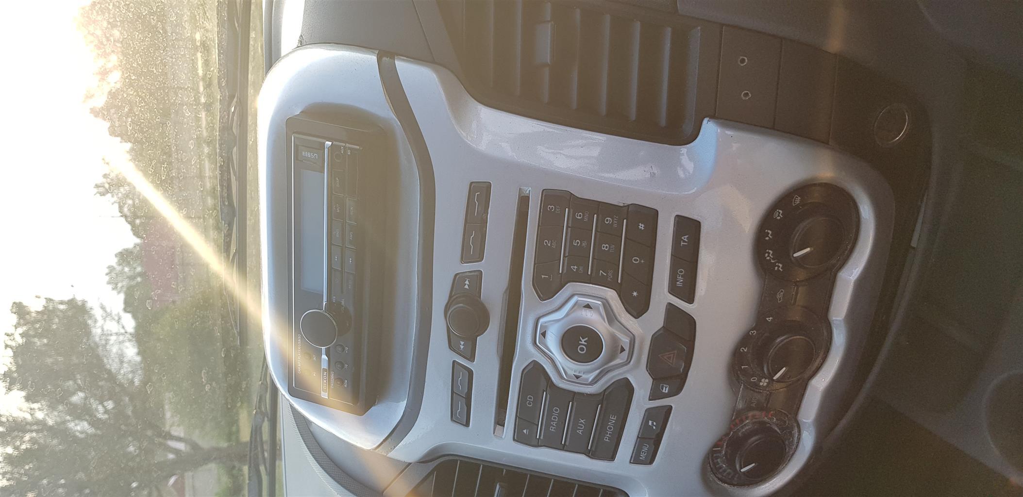 2015 Ford Ranger 2.2 Hi Rider XL