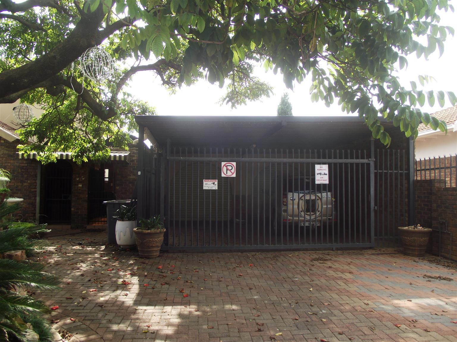 Huis Cluster LW NB BOONSTE Eenheid of Huis NOU Beskikbaar