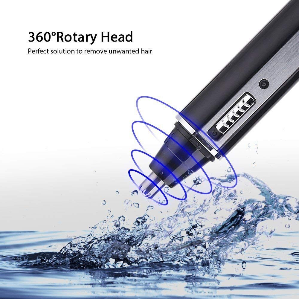 Rechargeable Electric Nose Hair Trimmer + More. Brand New Products.
