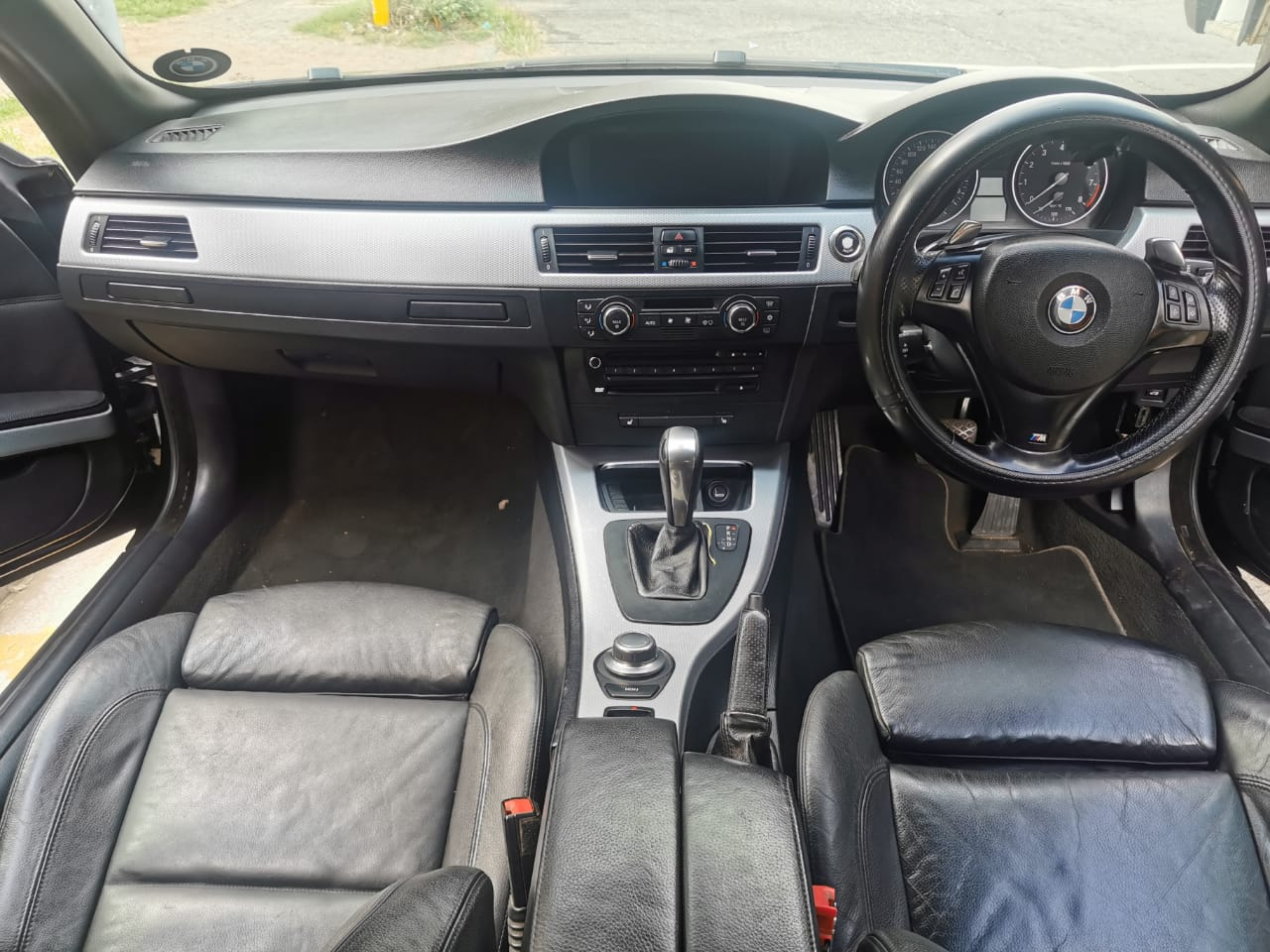 2007 BMW 3 Series 335i convertible auto