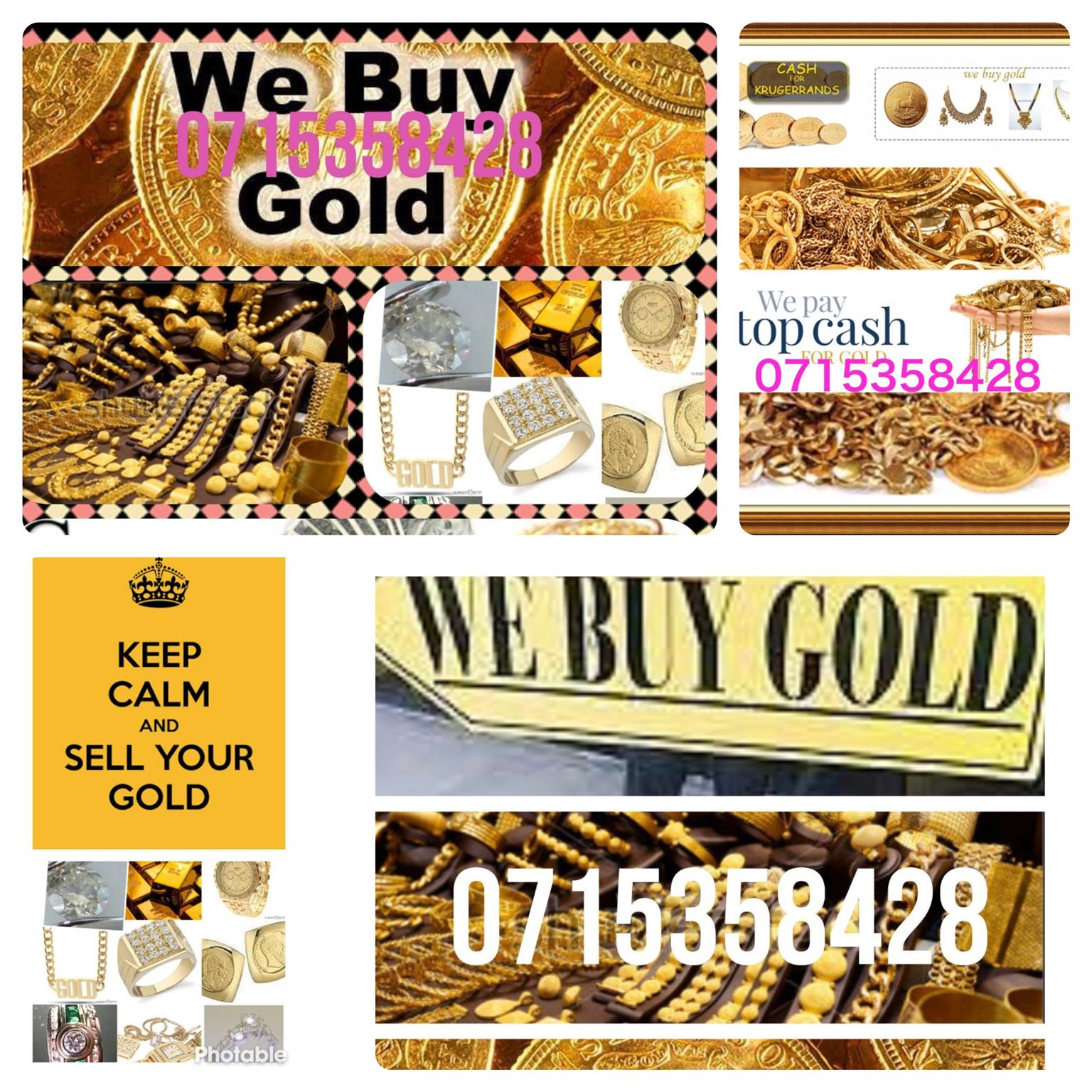 Ladies we come to you to Convert unused gold jewellery  into instant Cash Mobile Gold Jewellery