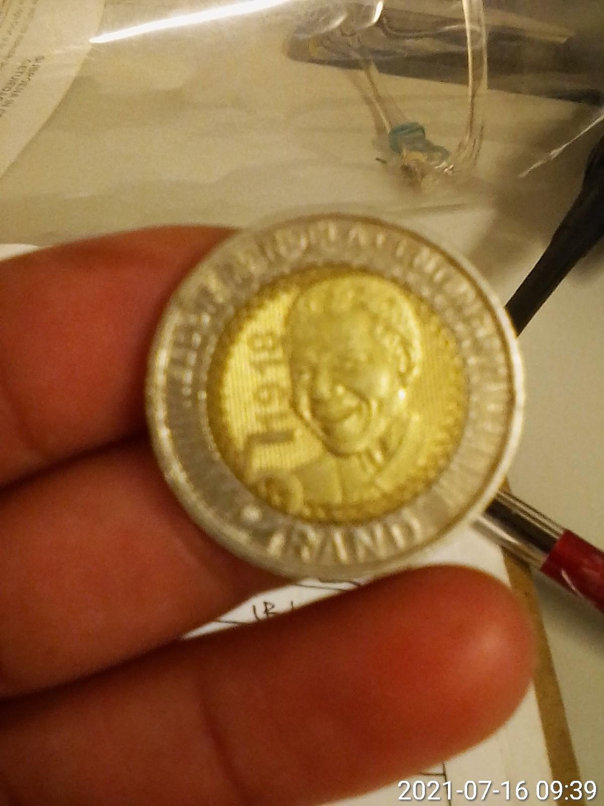 Mandela coin rare