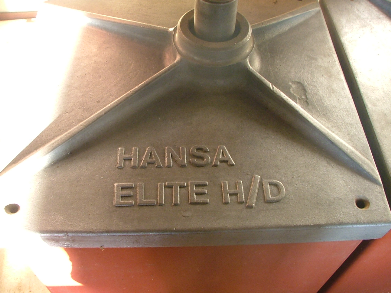 Hansa Elite Double Swing Gate Motors H/D