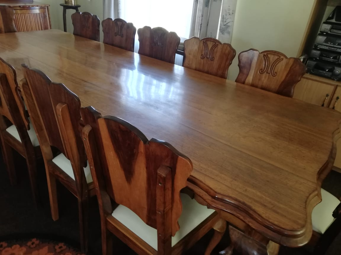 12 Seater Dining Table Set | Junk Mail