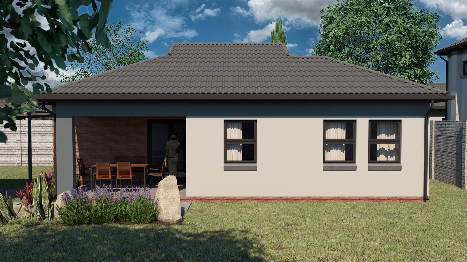 New security estate in Capital View, Pretoria west