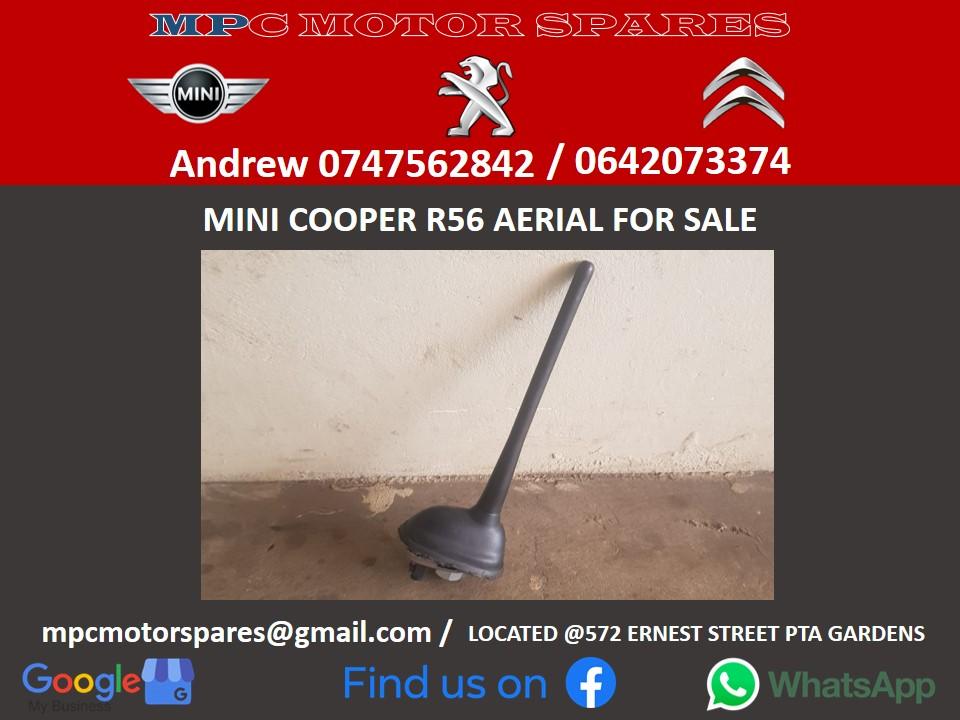 MINI COOPER R56 AERIAL FOR SALE