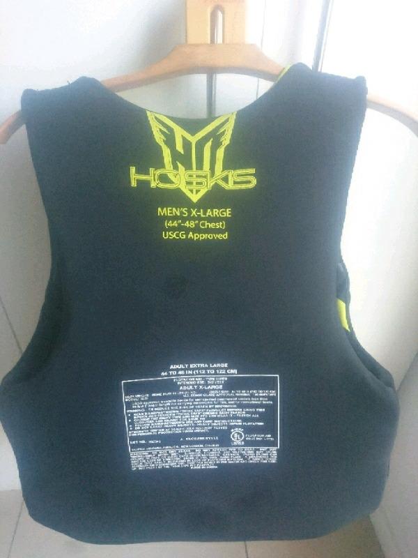 Hoskis waterski vest - XL