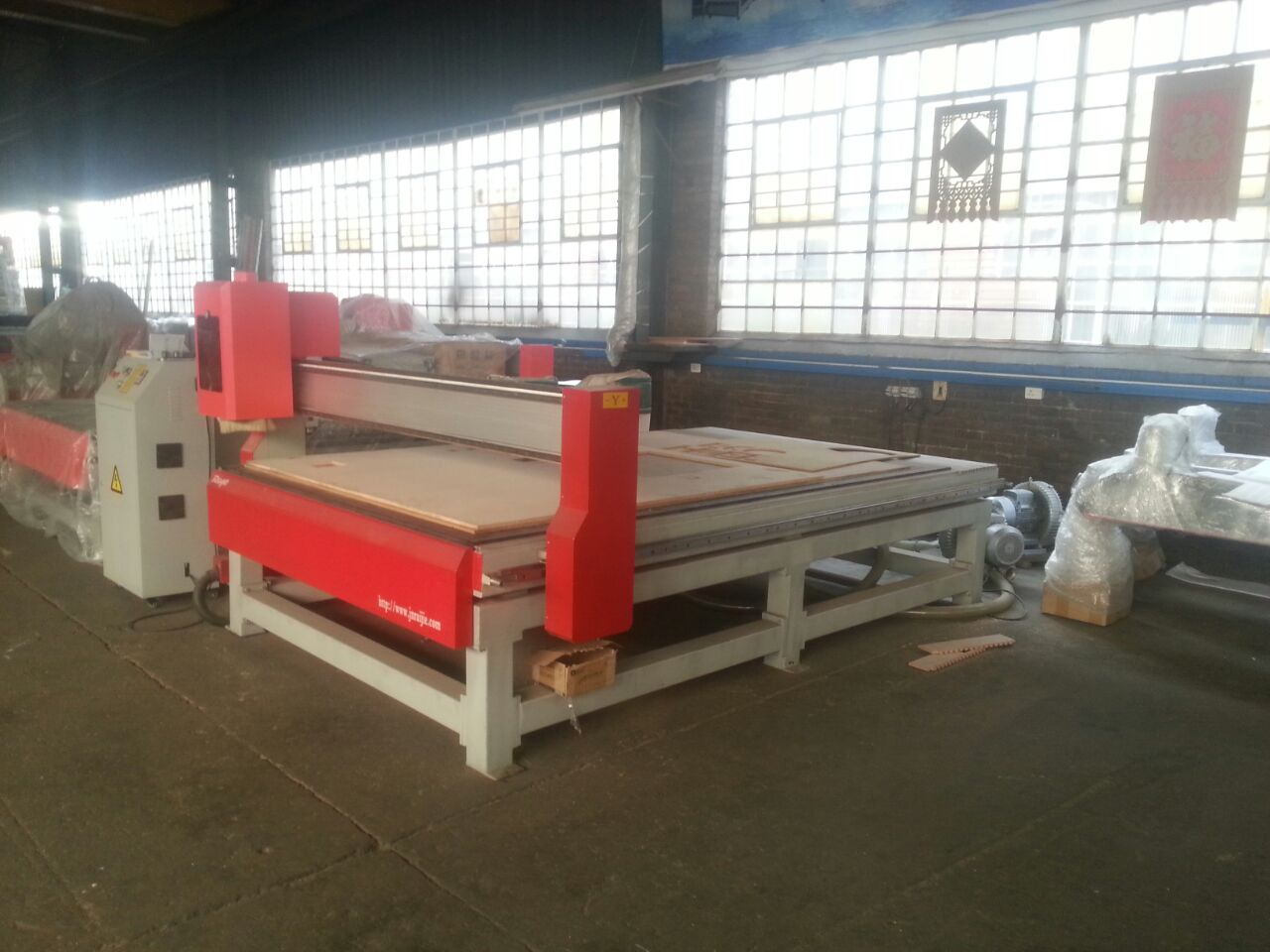 The Ruijie 2030 cnc router for all your engraving and cutting needs