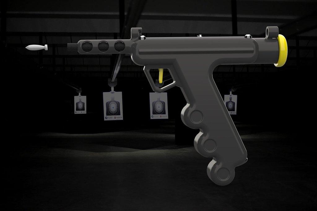 Pellet CO2 Pistol