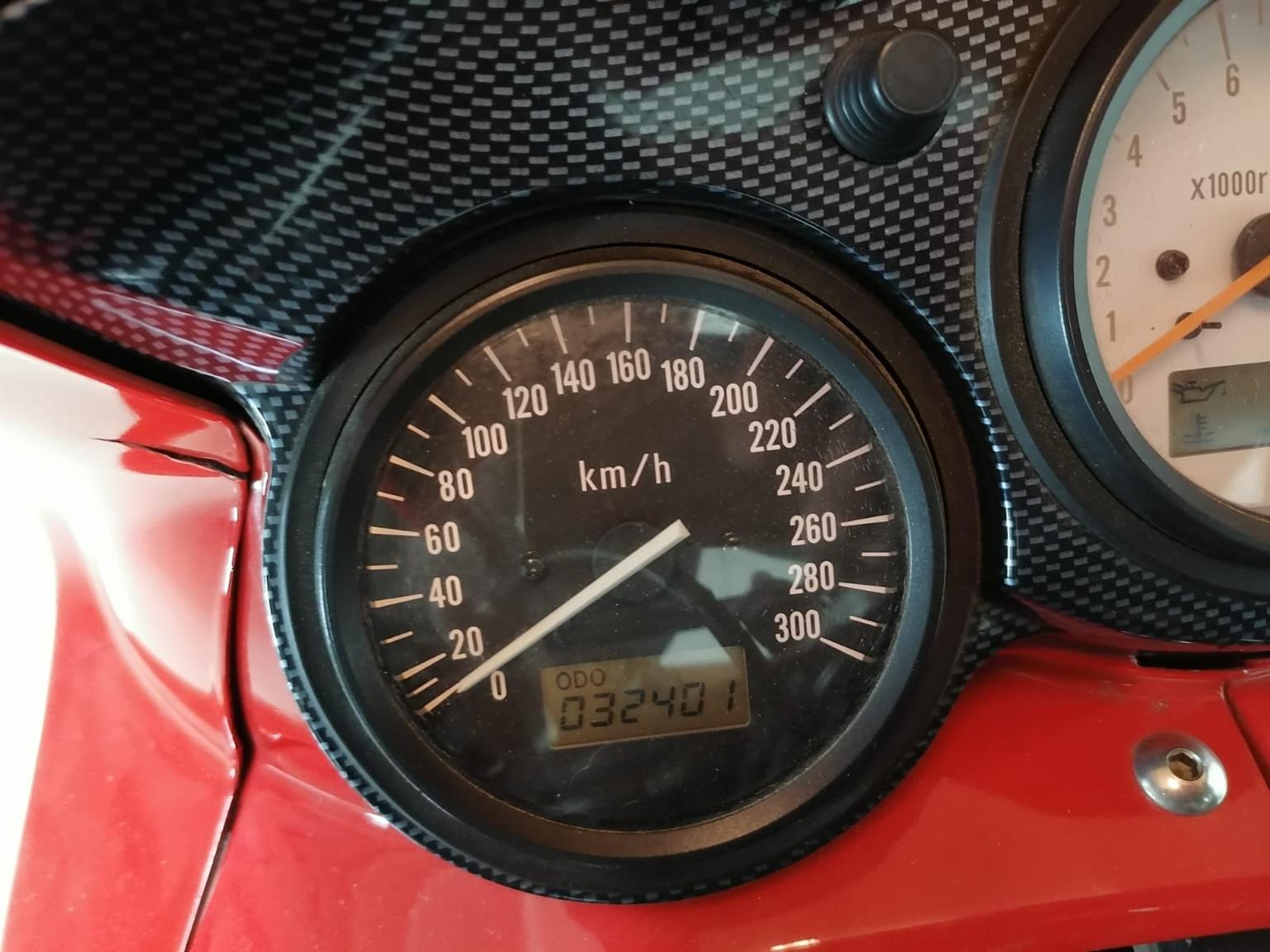 1998 Suzuki TL1000