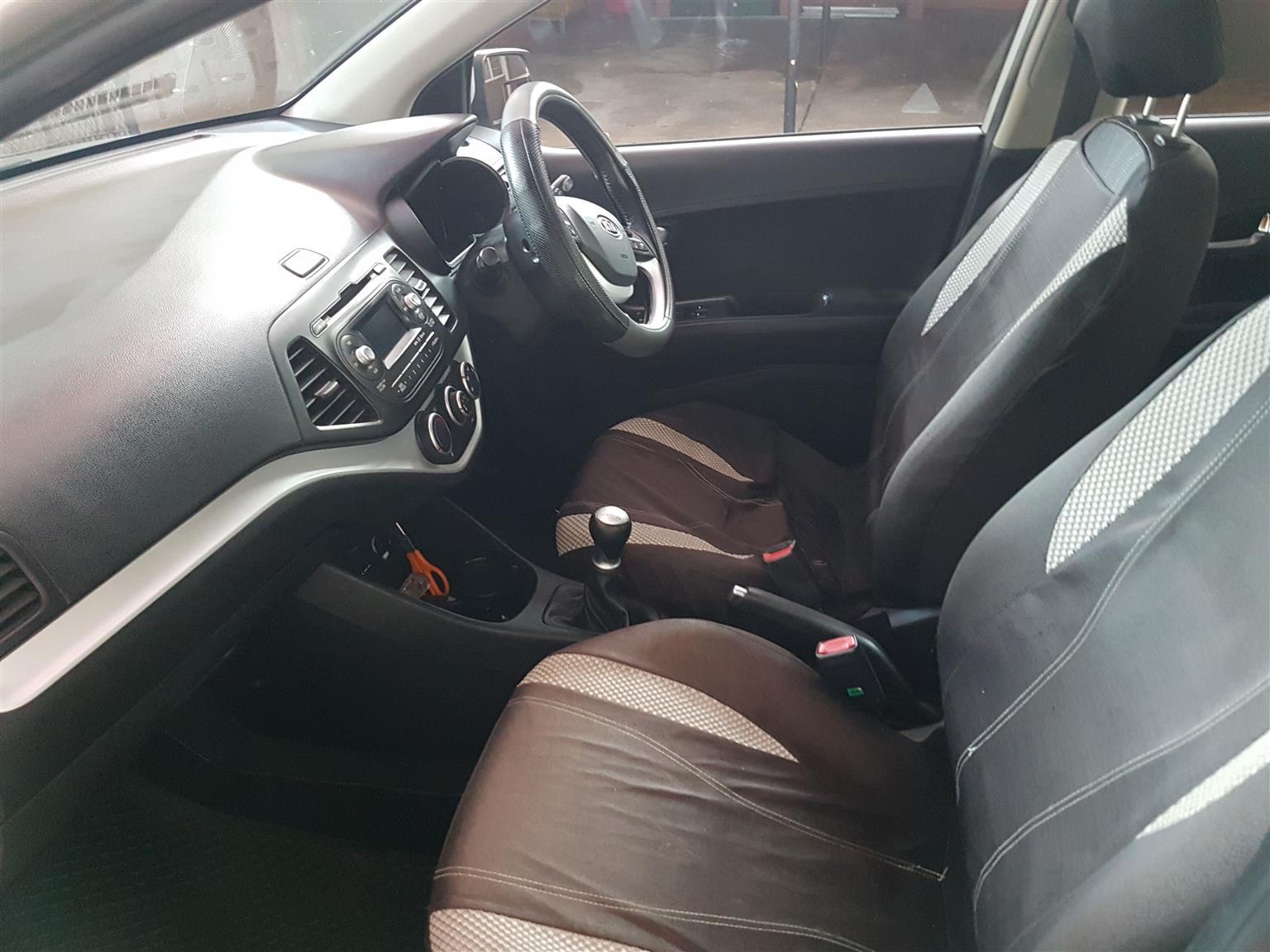 2011 Kia Picanto 1.2 EX