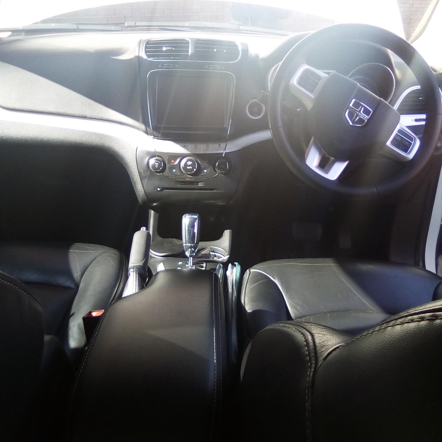 2015 Dodge Journey 3.6 R/T