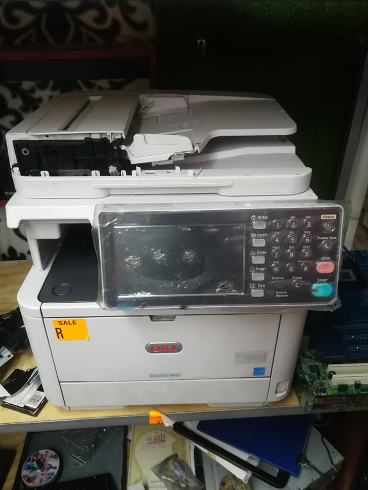 Working photocopy machine