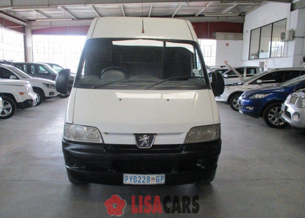 2004 Peugeot Boxer 2.2HDi L2H1 M