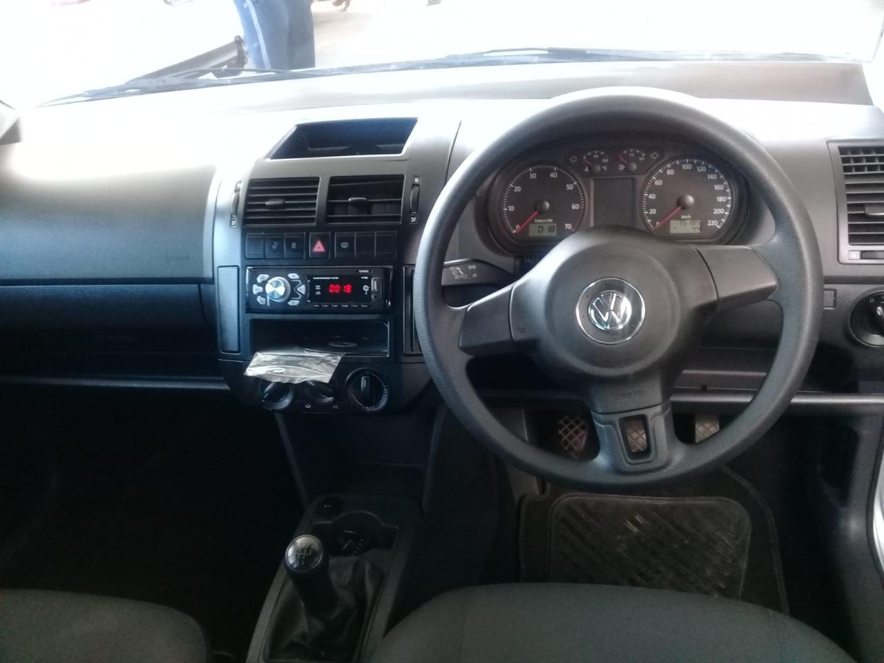 VW Polo hatch 1.4TDI Trendline