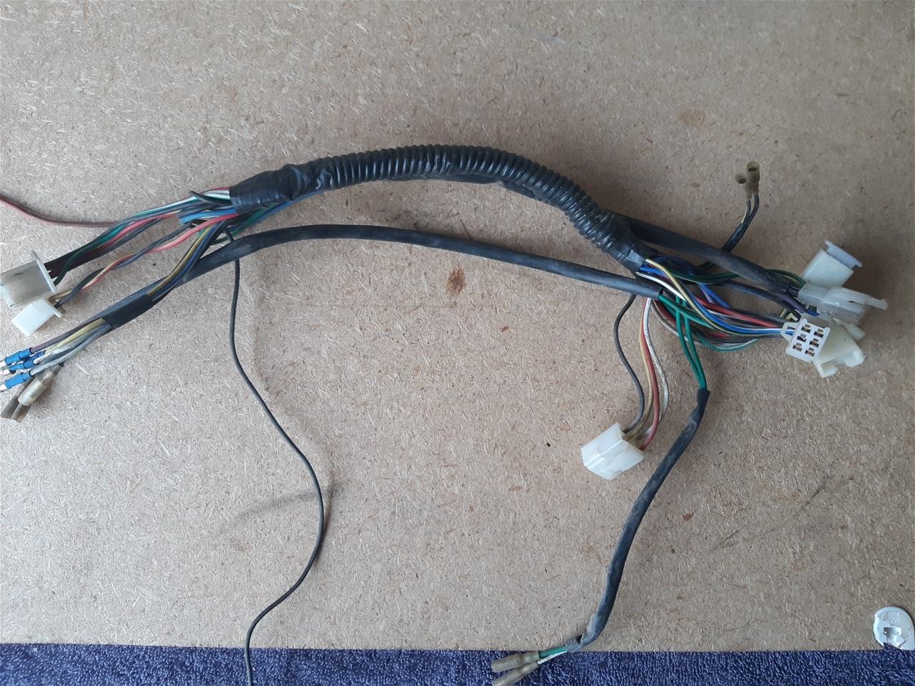 AA54.9 Conti quad 70cc harness -R450