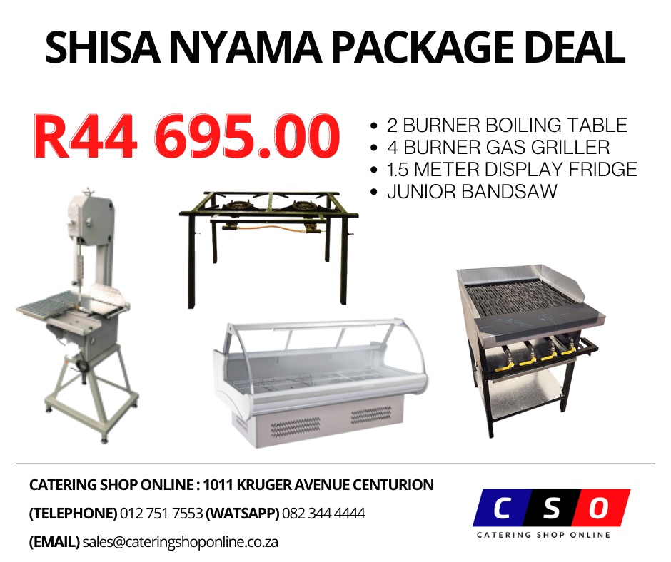 Shisa Nyama package deal