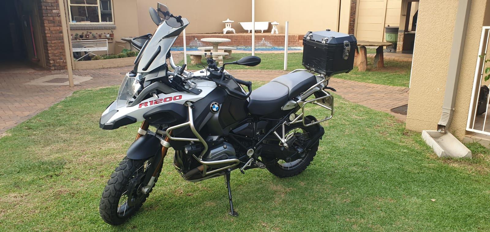 2016 BMW R 1200 GS ADV K51