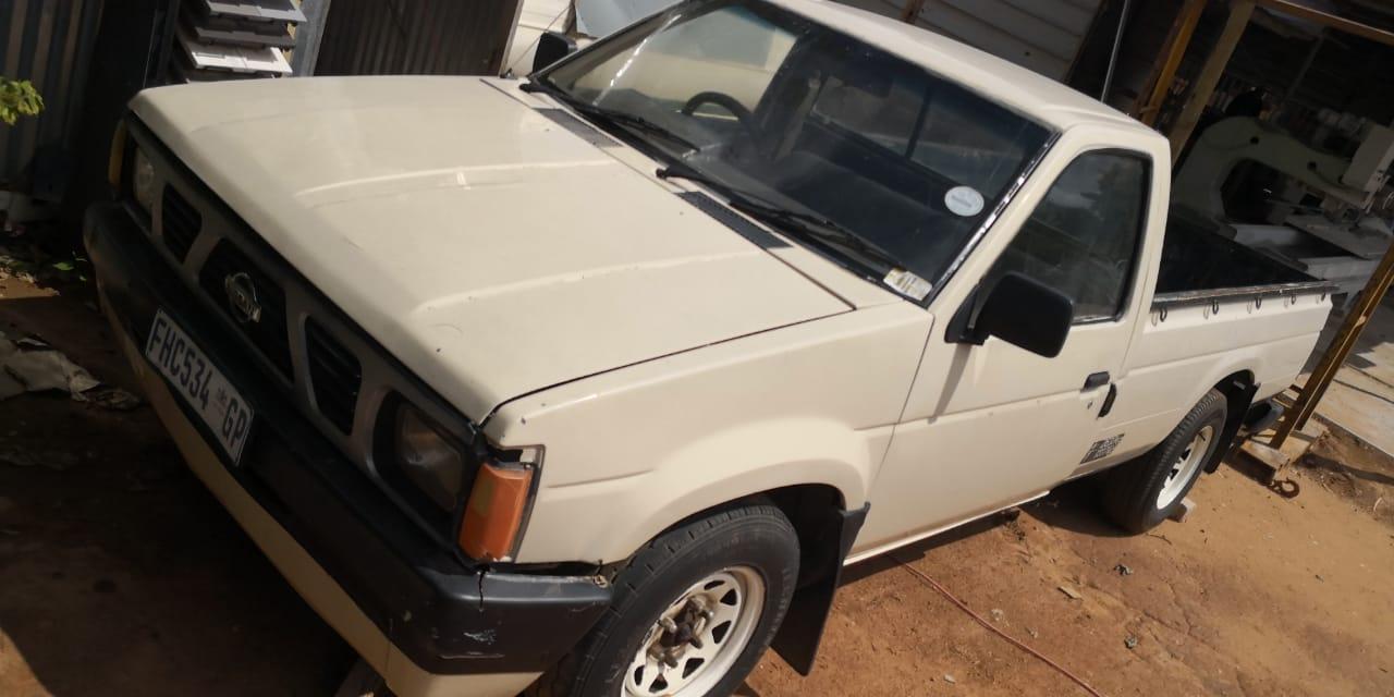 1990 Nissan 1 Tonner