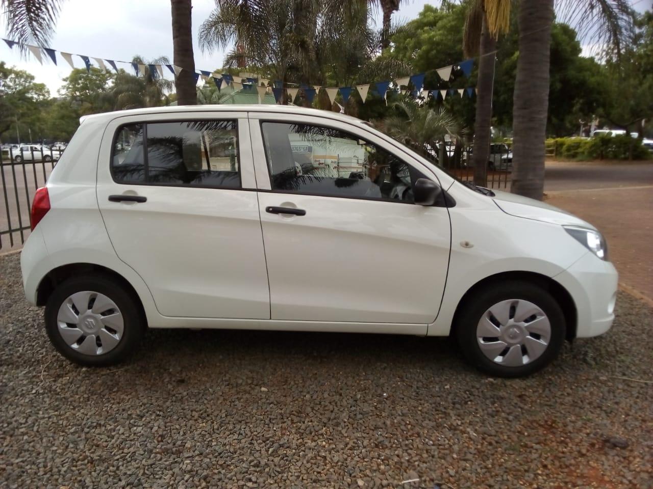 2016 Suzuki Celerio CELERIO 1.0 GL