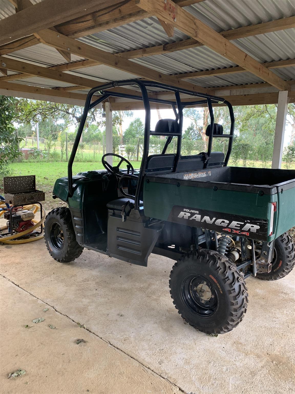 Polaris Ranger 440 EFI 4x4