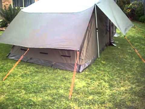 Oz Tent RV-5 CAMP TENT & Oz Tent RV-5 CAMP TENT   Junk Mail