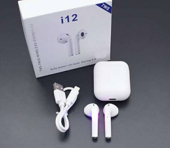 Truly Wireless Touch Control Stereo Earbuds