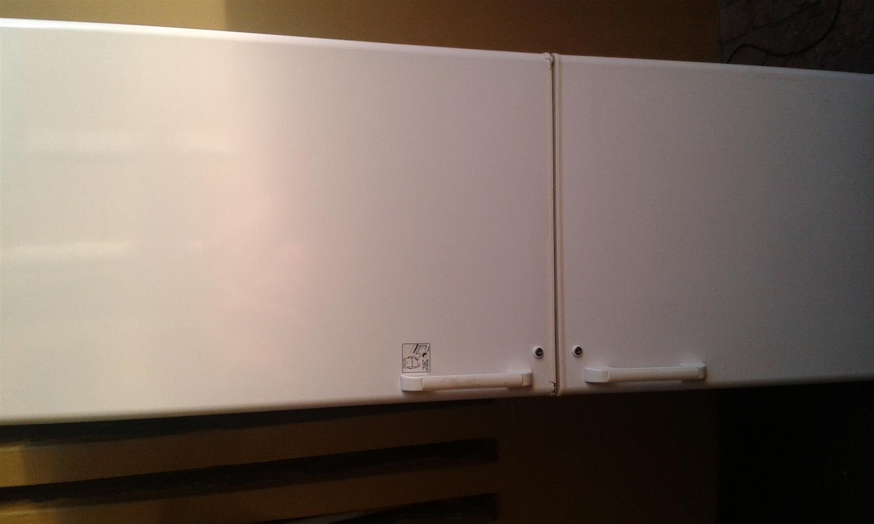 Big fridge/freezer