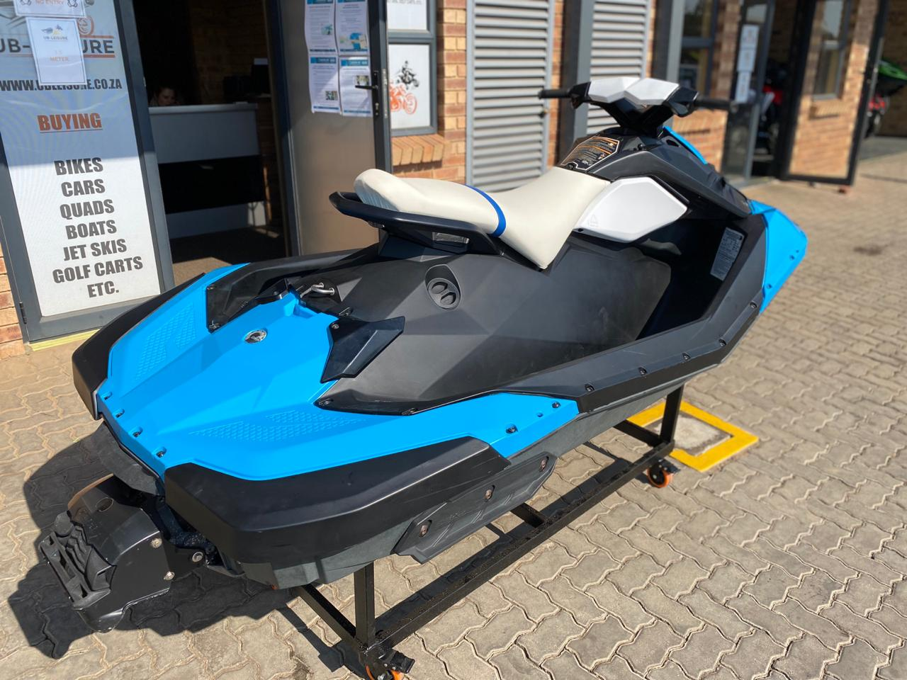 2014 SEADOO SPARK 2UP IBR | UB LEISURE