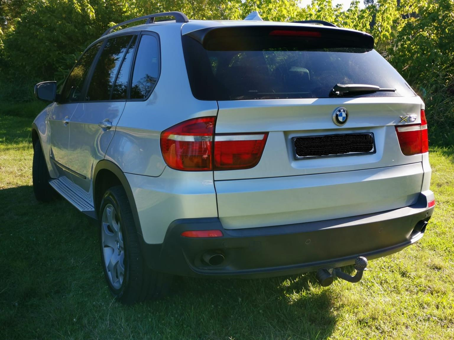 2008 BMW X5 3.0D A/T Exclusive (E70)