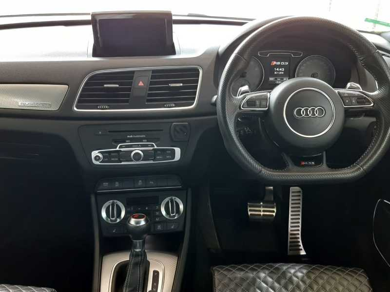 2014 Audi Q3 RS  quattro