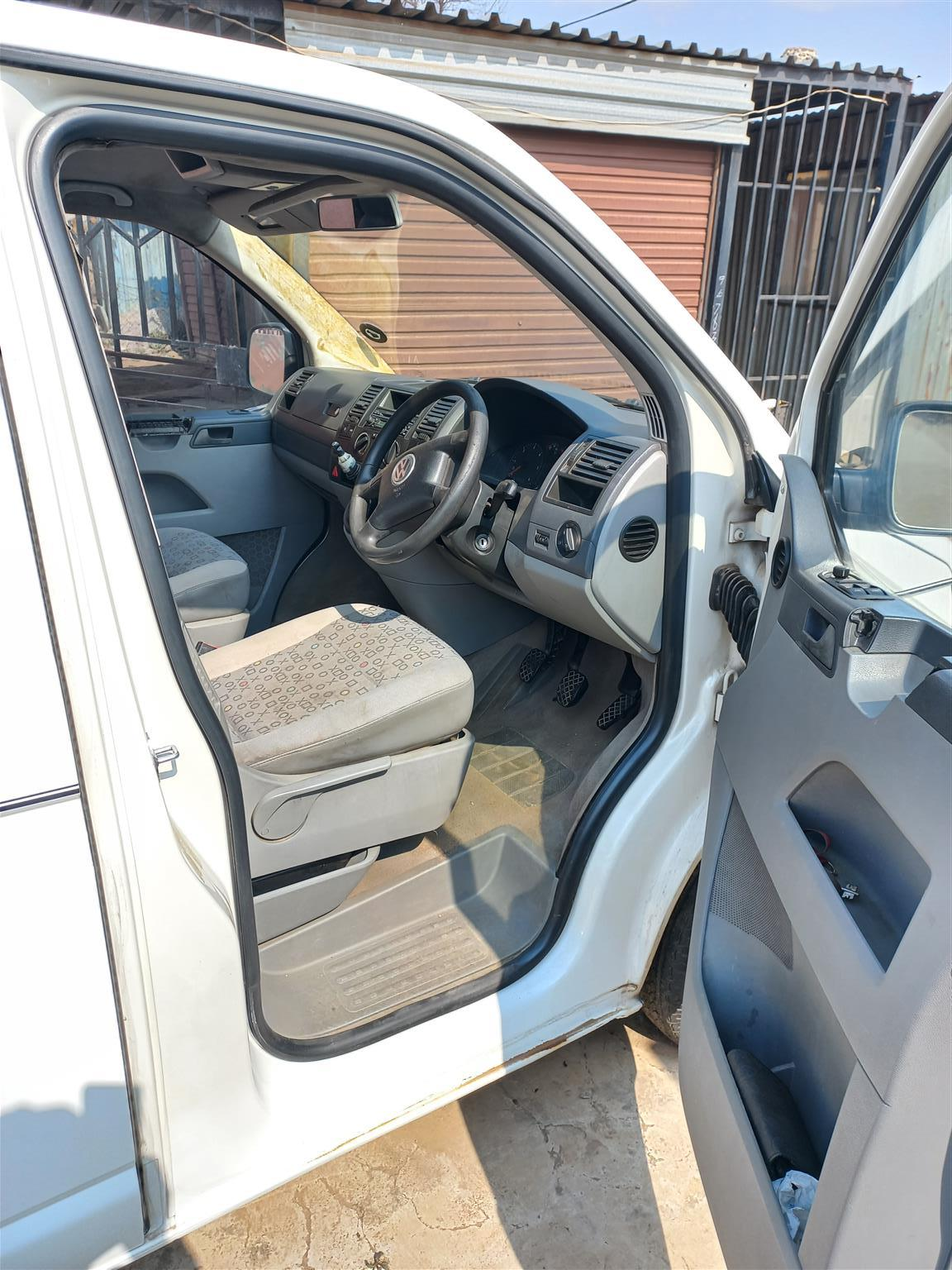 VW T5 kombi 2006